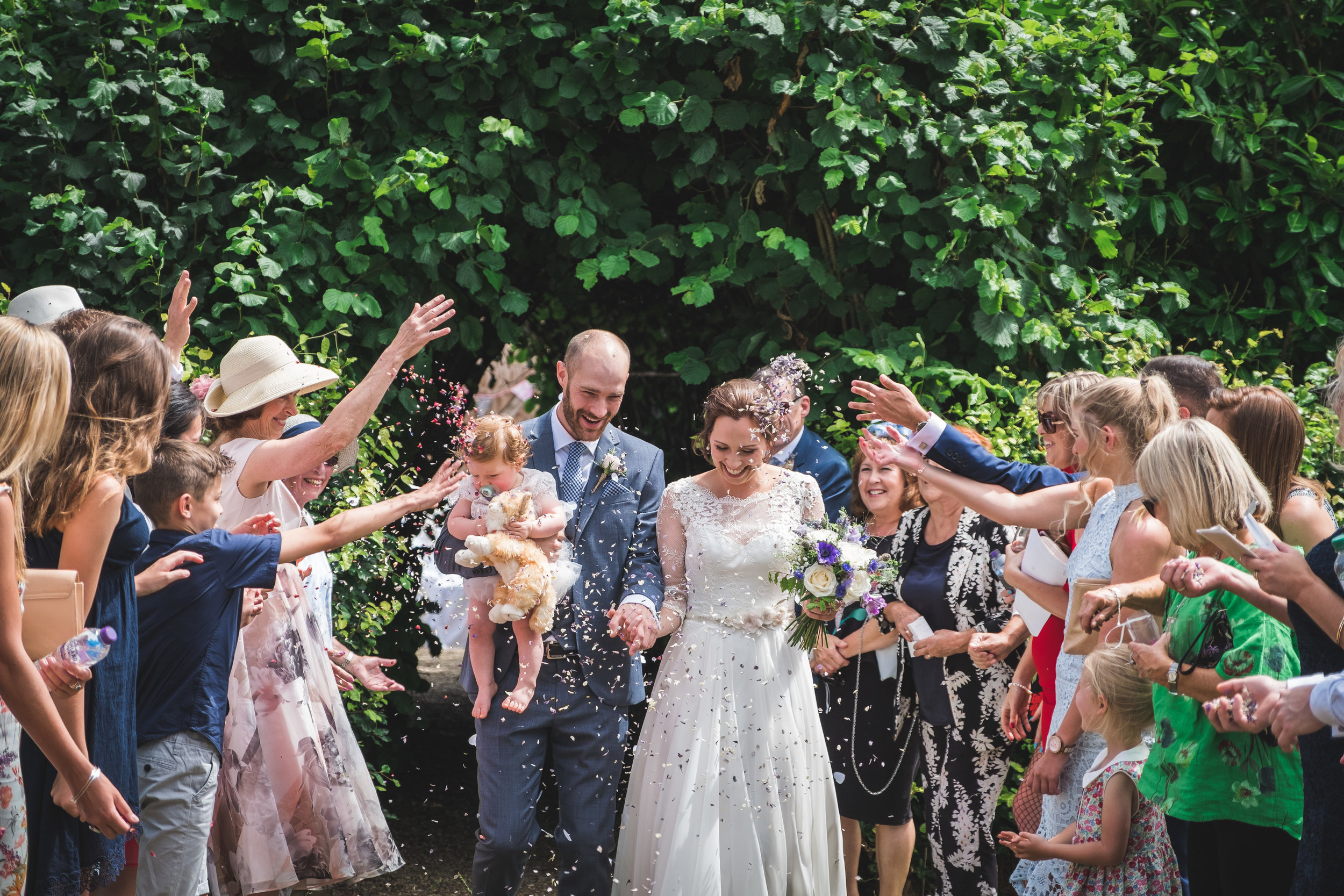 We've received our photos back from our wedding and they are absolutely stunning. Jim was so calm and professional on the day and knew exactly what would look good for the style of photos we wanted. We are so happy with them!   Eliza & Tim Young, Newbury