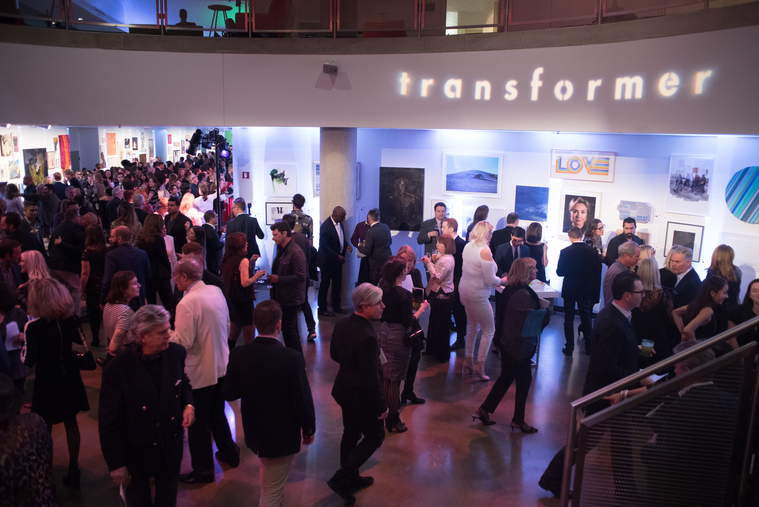 13th Annual Transformer Silent Auction -