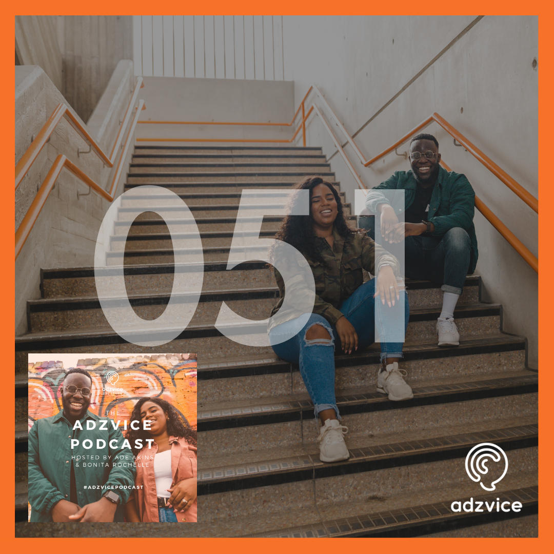 Adzvice Podcast episode 051 - Lifting the Lid on Entrepreneurship