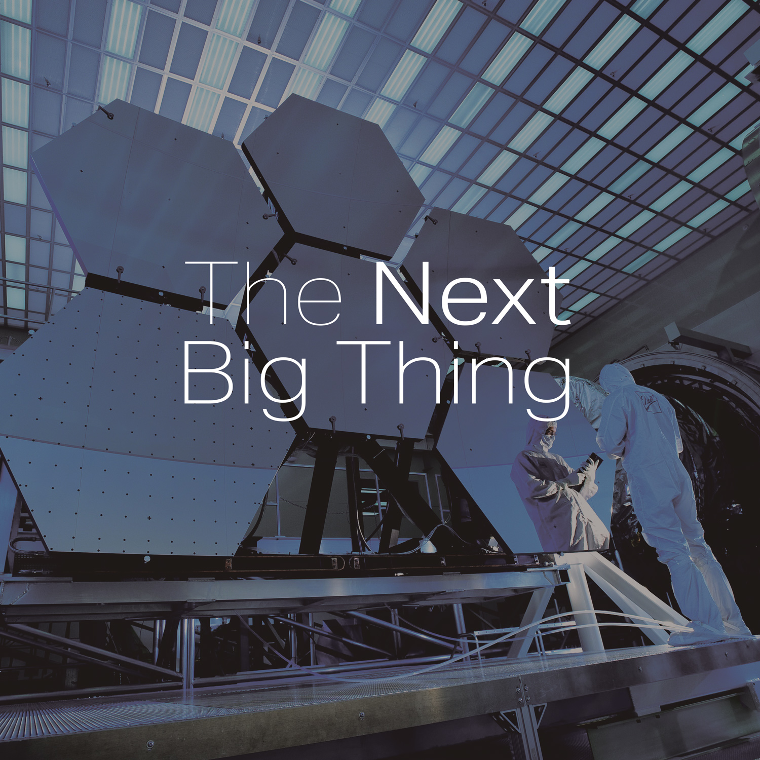 Look no further. - The Next Big Thing Is Here!
