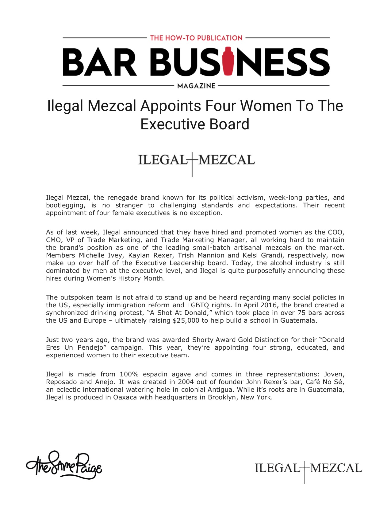Bar Business Mag_Ilegal Mezcal_3_26_19.jpg