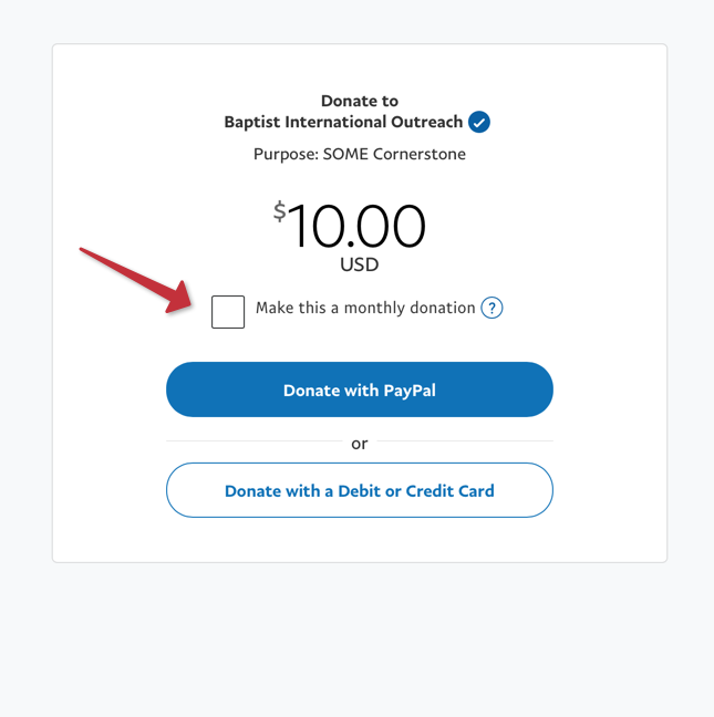 Cornerstone PayPal.png