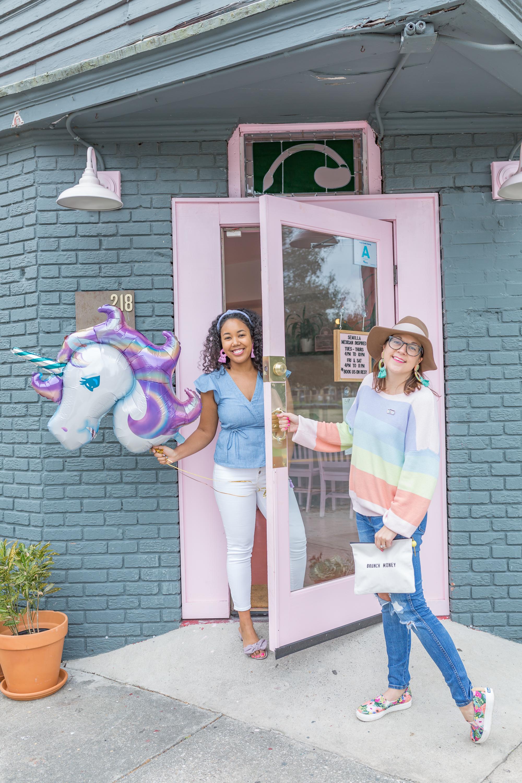 Charleston balloon shop owners