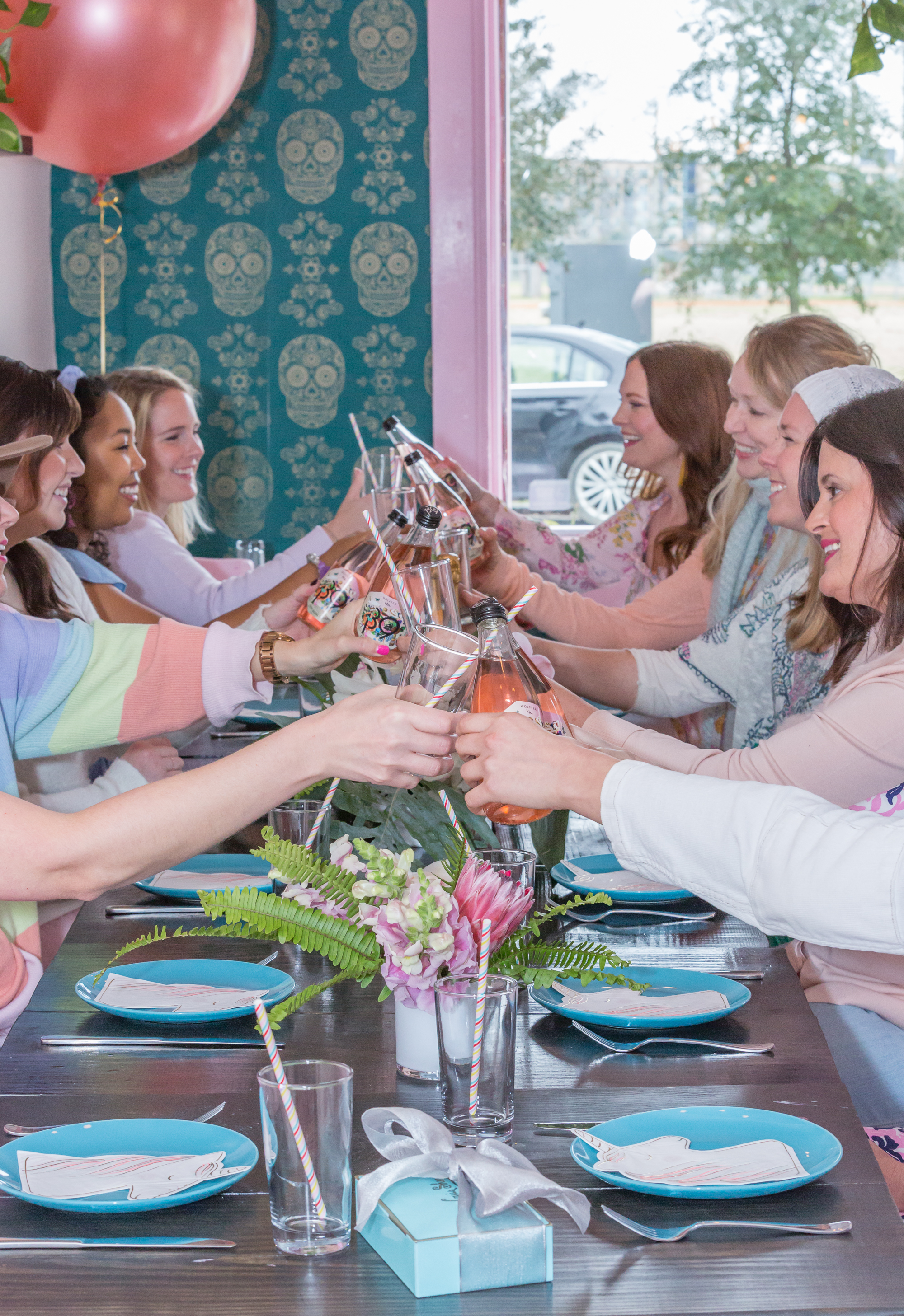 Charleston bridal shower or bachelorette party idea