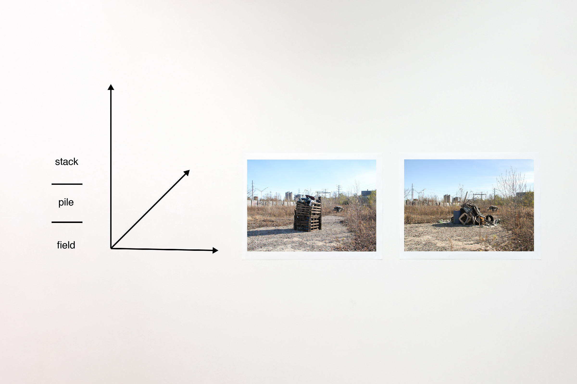 site intervention at unspecified brownfield -with Jorge de la Torre. 2015.