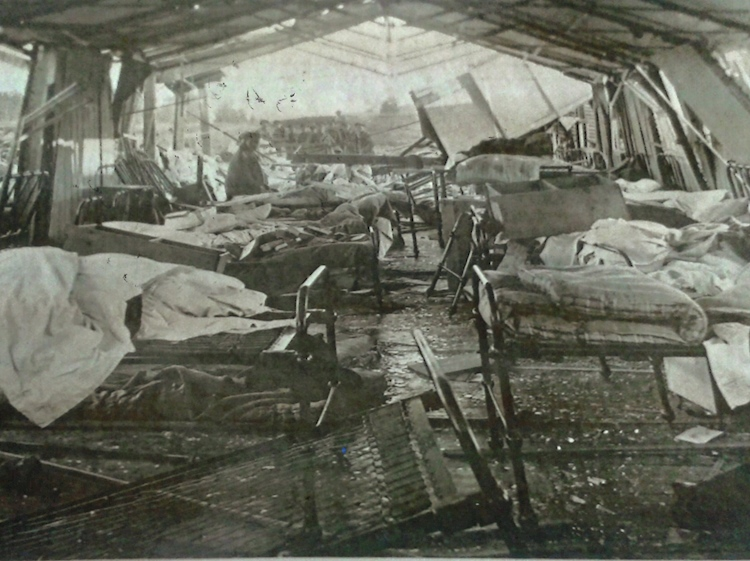 Hospitals at The Somme -