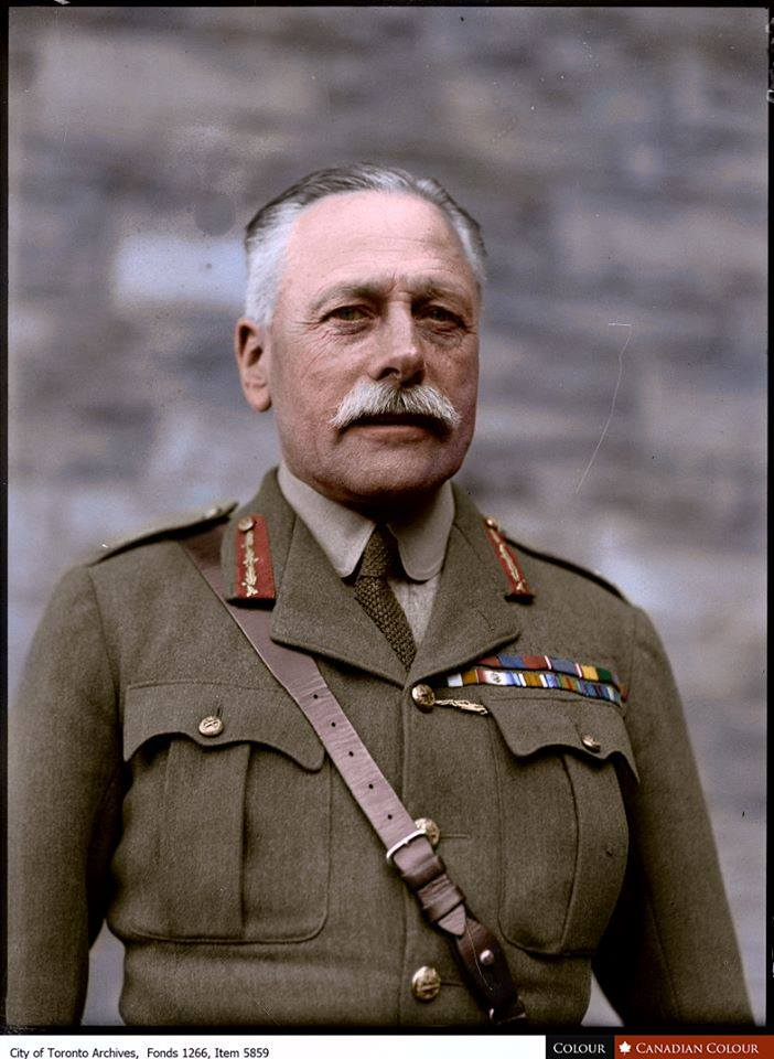 A coloured image of Haig