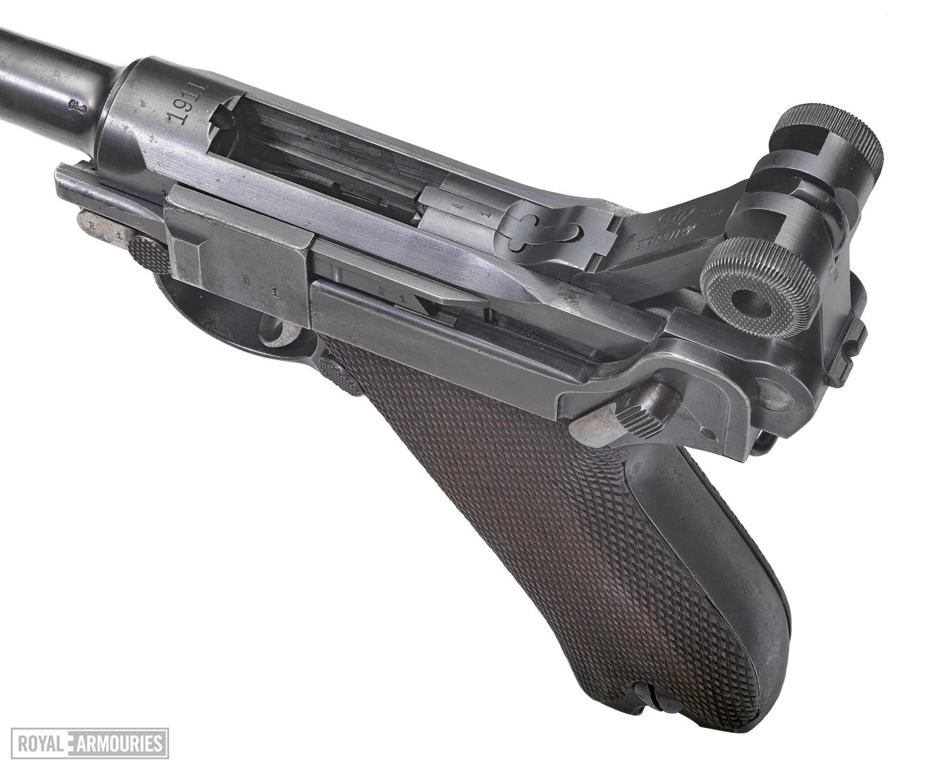 Pistole 08 (P08) Parabellum pistol (1908).jpg
