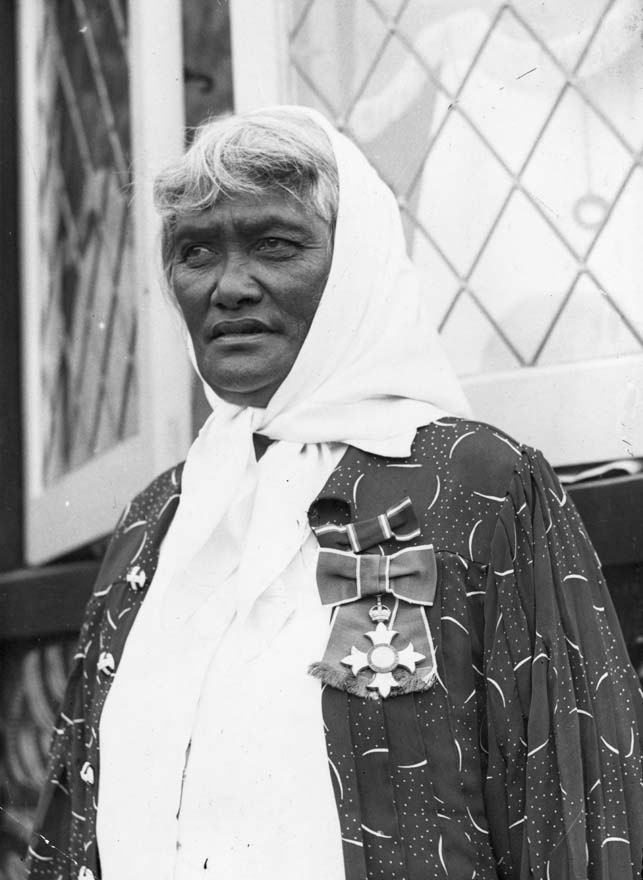 'We have our own King.' - Princess Te Puea Herangi