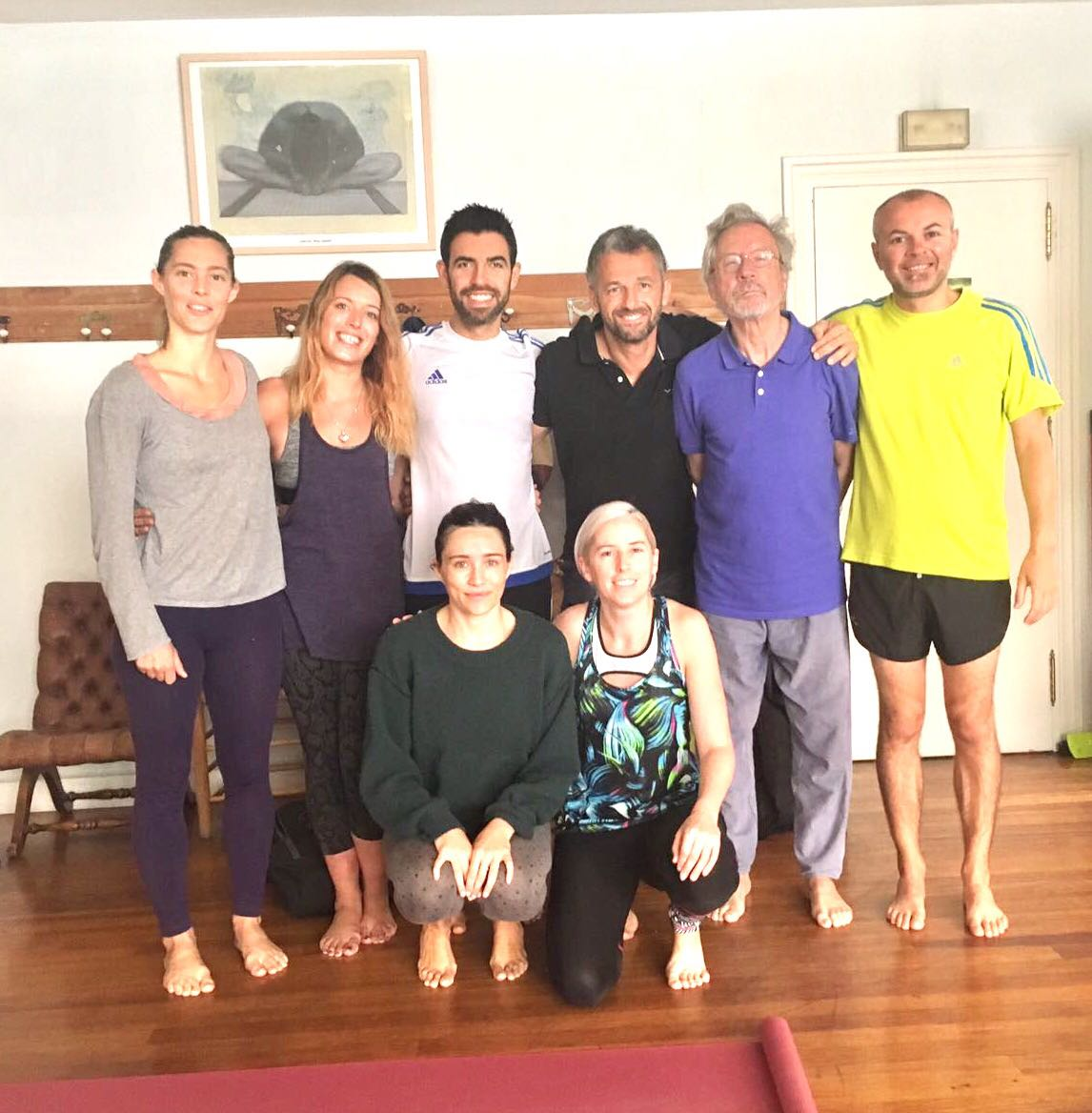 Bilbao Summer Yoga Retreat