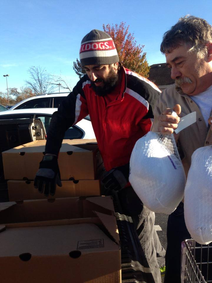 - Because of your donations, we were able to provide the local church with 250 turkeys at Thanksgiving for the less fortunate.