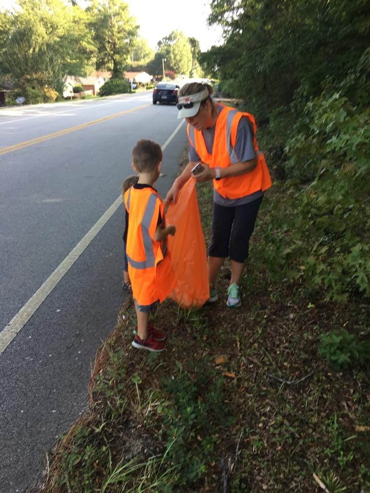 Keeping SC roads clean!