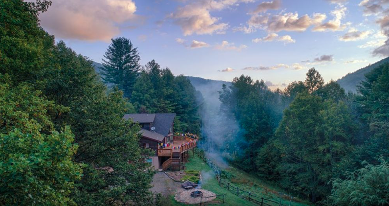 Relax, explore, and learn on our very own private 63-acre 5-star retreat!