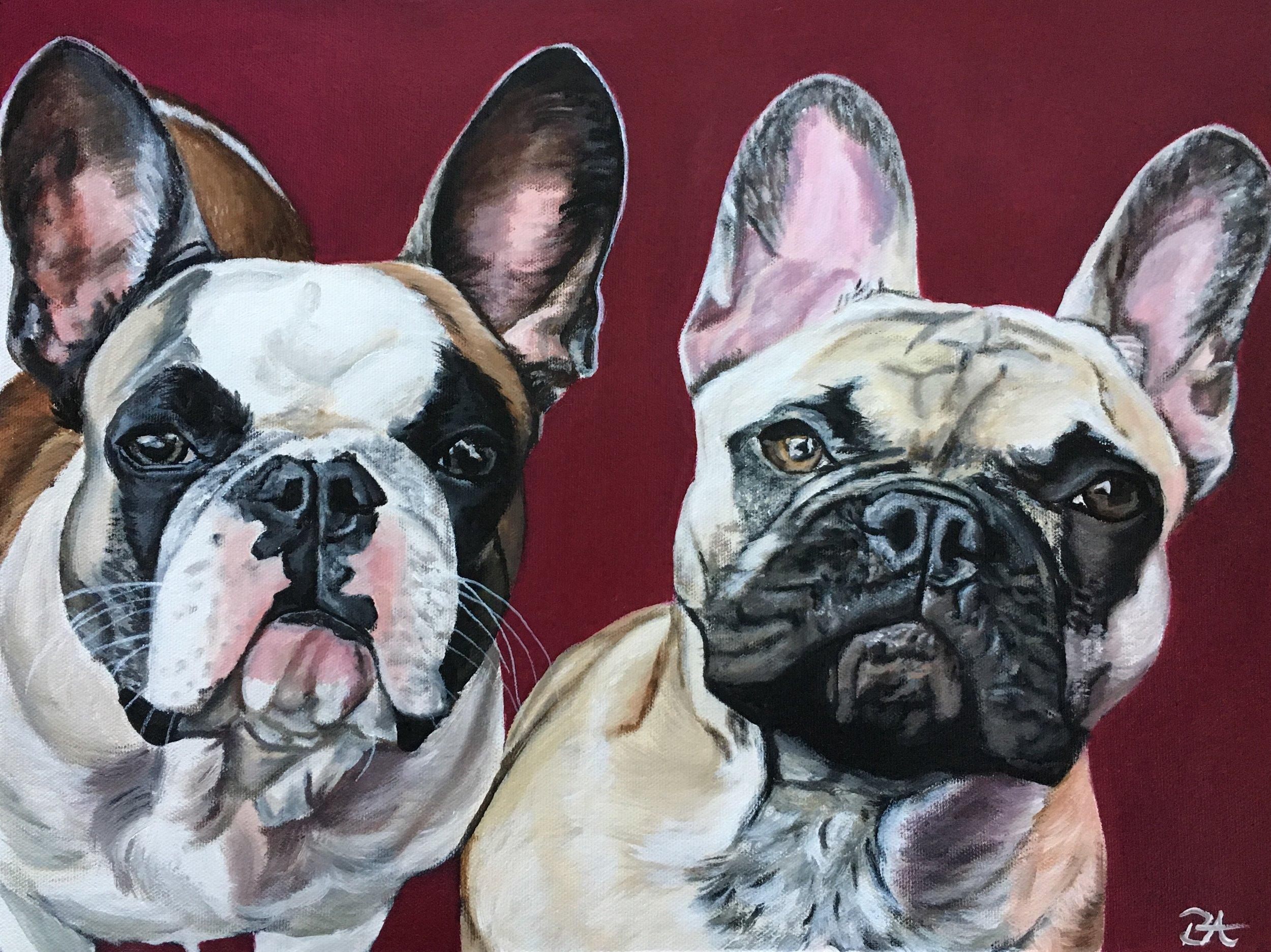 Rosie & Winnie