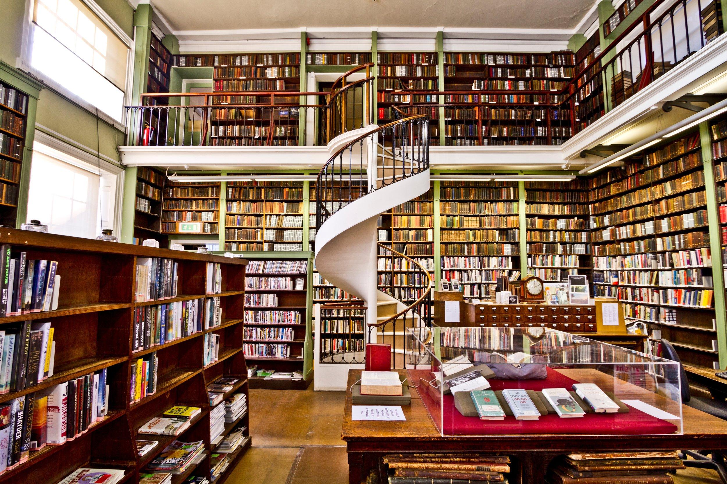 scholarship library