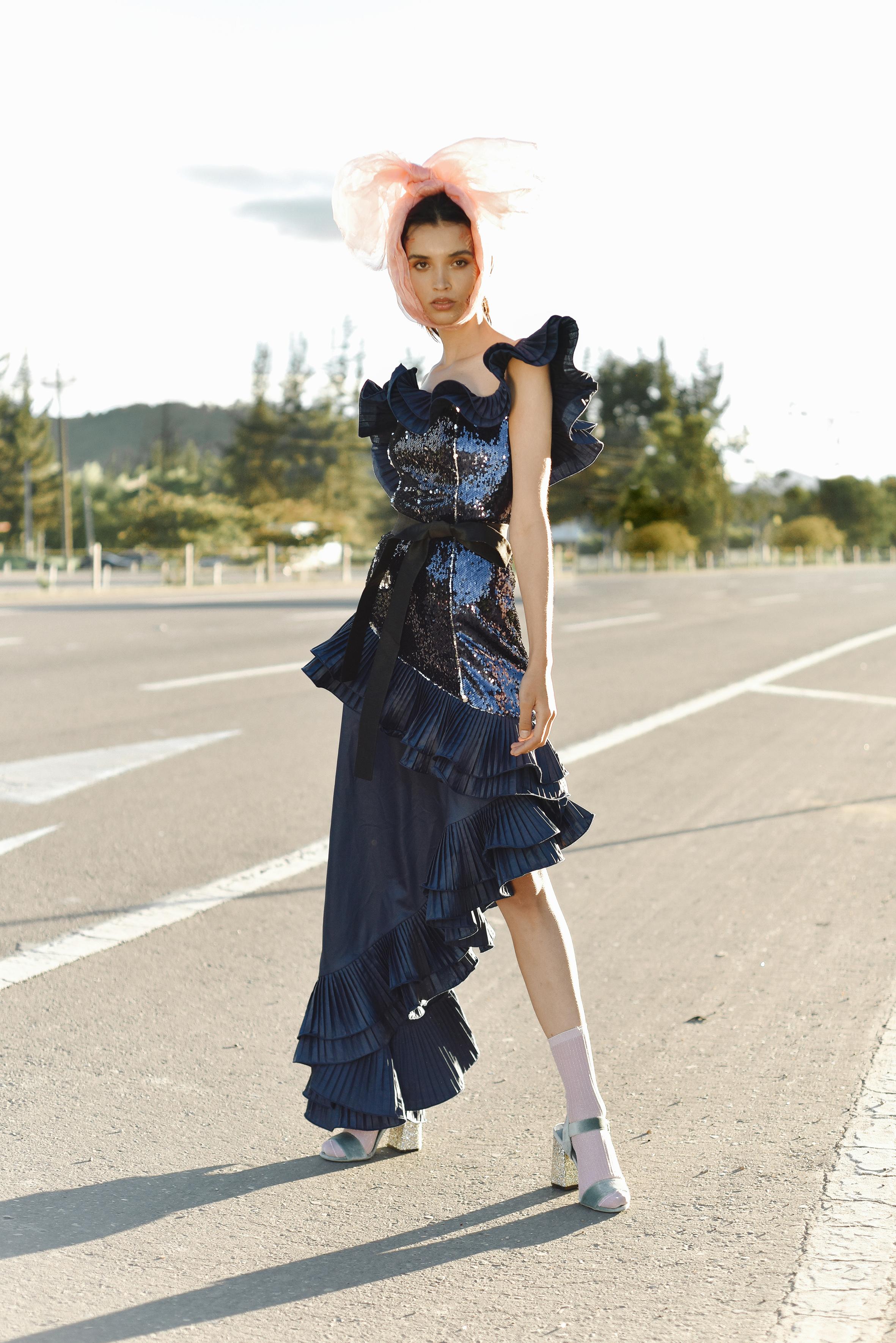 Dress. Carlo Carrizosa
