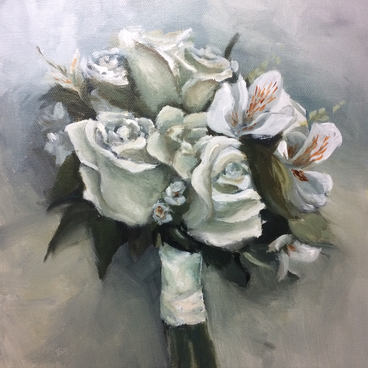 Dream Point Ranch Wedding Bouquet Paintings.JPG