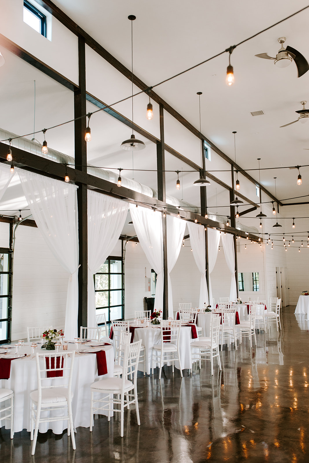 Wedding Venues in Tulsa white barn Dream Point Ranch 17.jpg