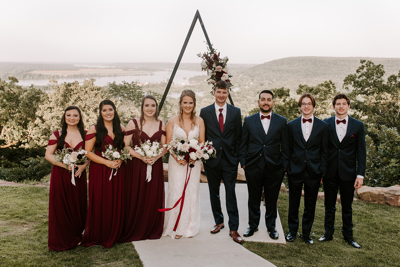 Wedding Venues in Tulsa white barn Dream Point Ranch 27.jpg