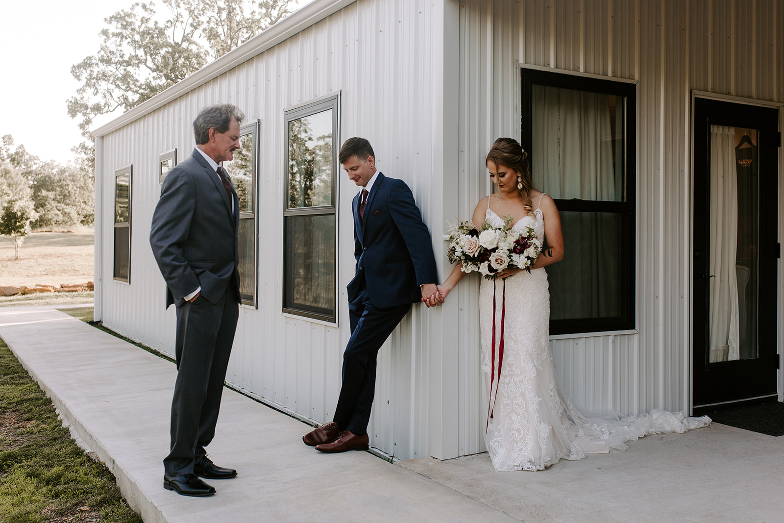 Wedding Venues in Tulsa white barn Dream Point Ranch 40.jpg