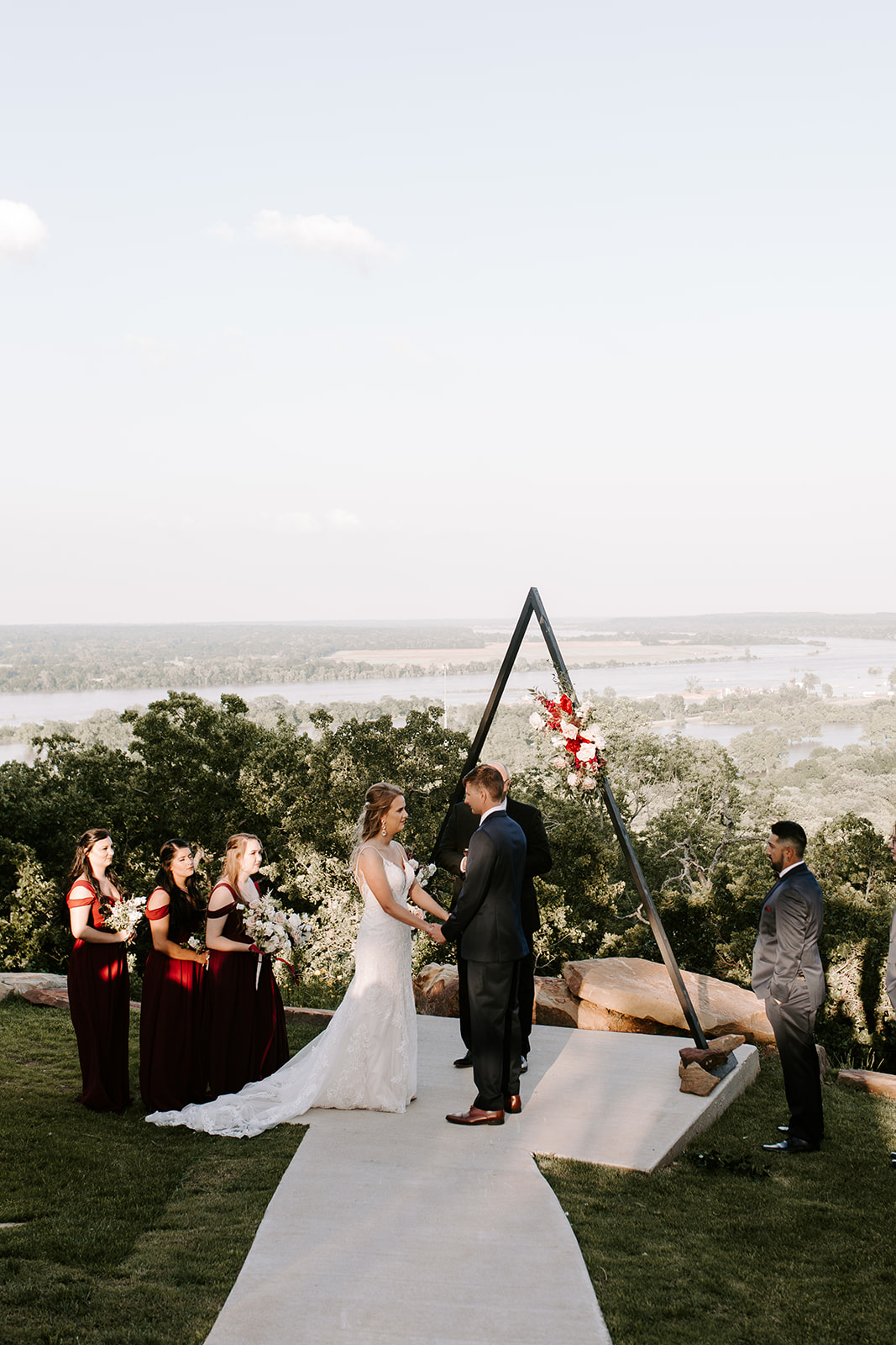 Wedding Venues in Tulsa white barn Dream Point Ranch 35.jpg