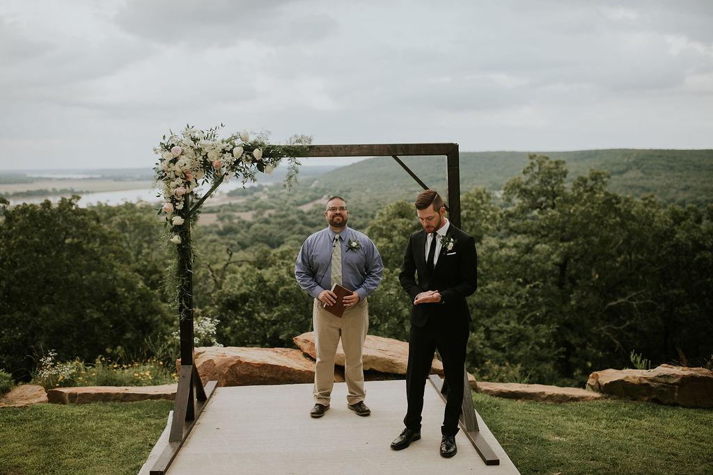 Bright light white barn wedding venue with a view Tulsa Oklahoma 37.jpg