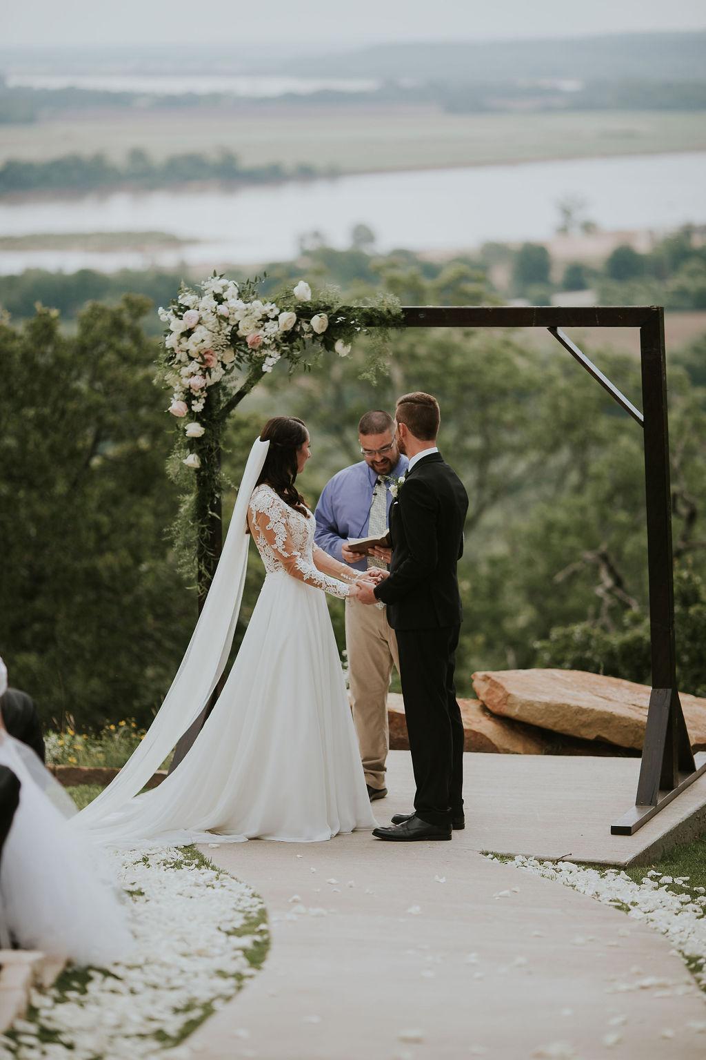 Bright light white barn wedding venue with a view Tulsa Oklahoma 41.jpg