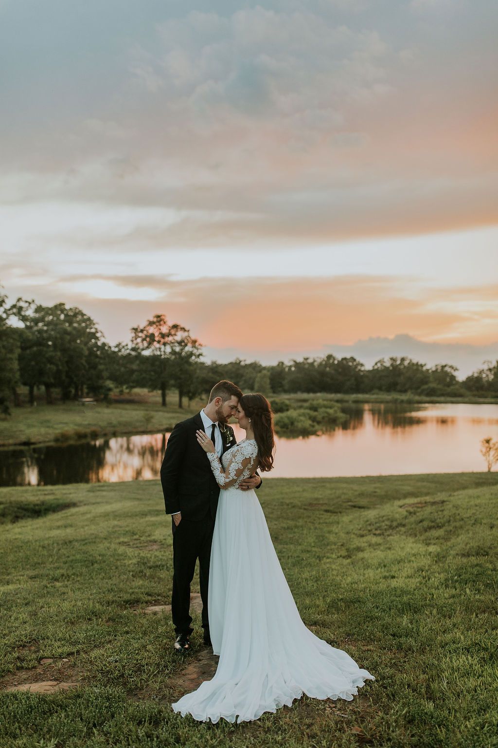 Bright light white barn wedding venue with a view Tulsa Oklahoma 64.jpg