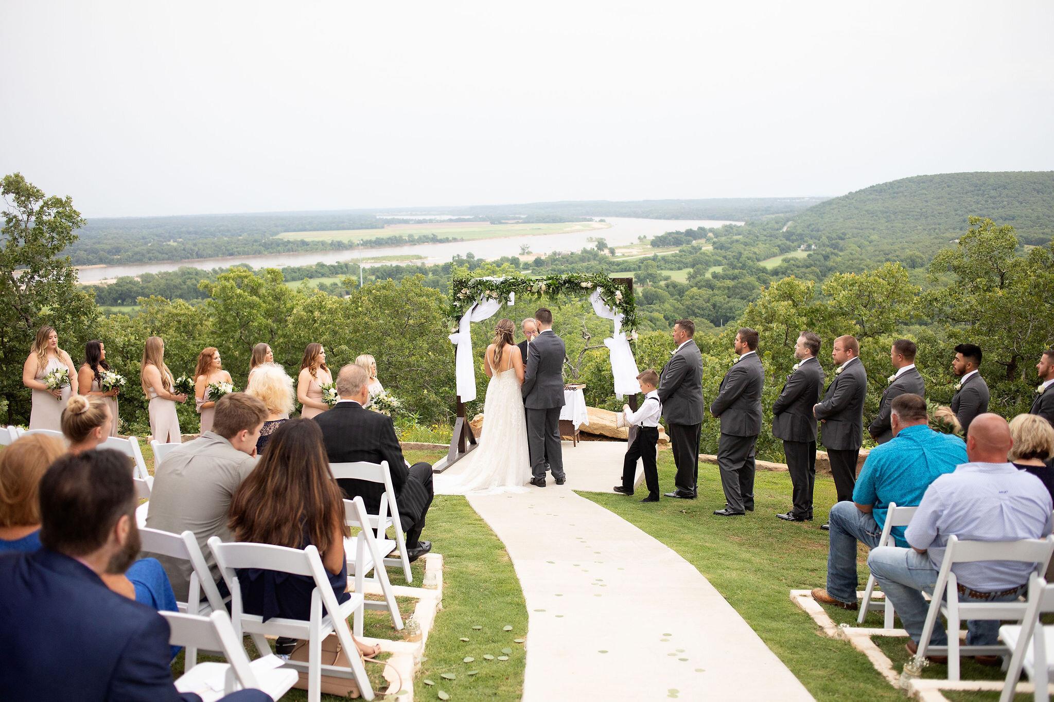 Oklahoma Summer Wedding Venue Dream Point Ranch 32.jpg