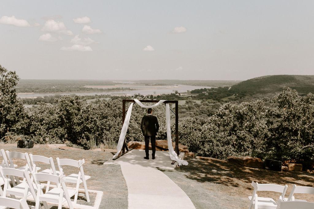 Tulsa White Barn Wedding Venue Outdoor Ceremony 36.jpg