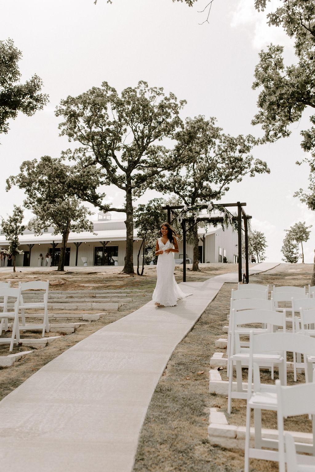 Tulsa White Barn Wedding Venue Outdoor Ceremony 37.jpg