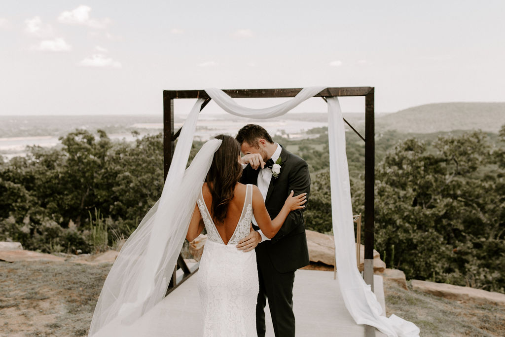 Tulsa White Barn Wedding Venue Outdoor Ceremony 42.jpg
