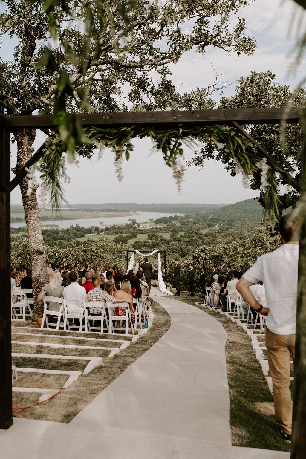 Tulsa White Barn Wedding Venue Outdoor Ceremony 72.jpg