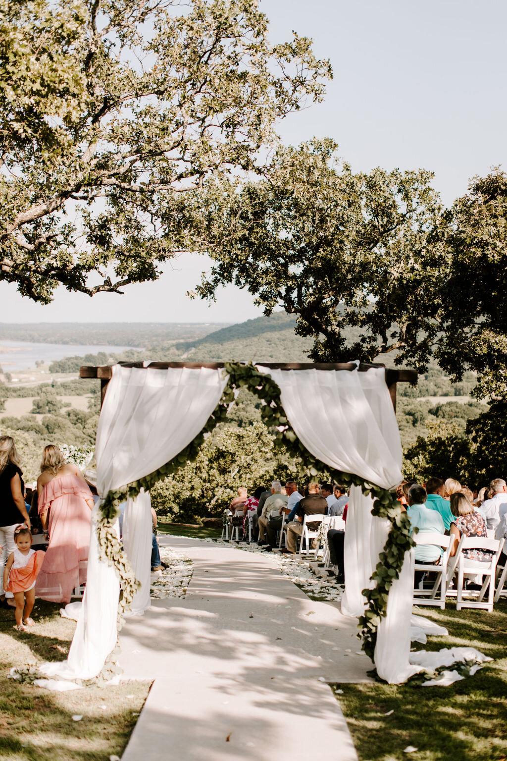 Tulsa White Barn Wedding Venue Outdoor Ceremony 18.JPG