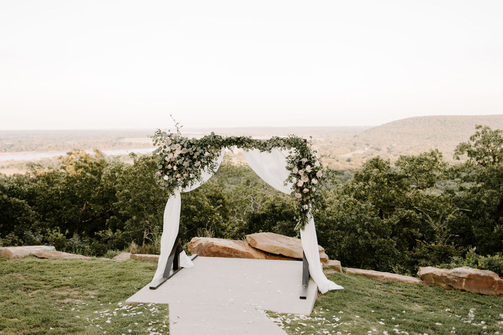 Tulsa White Barn Wedding Venue Outdoor Ceremony 21.JPG