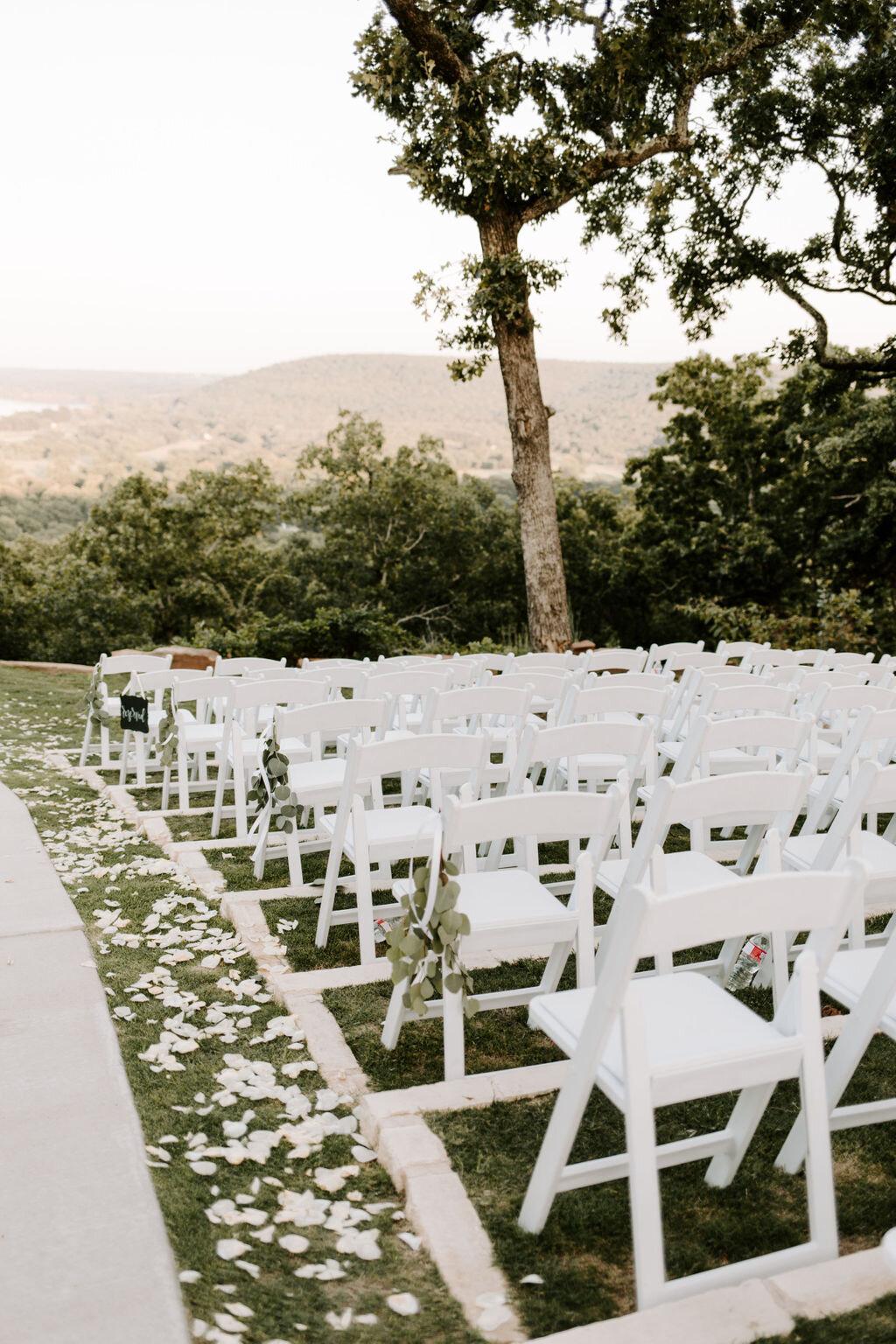 Tulsa White Barn Wedding Venue Outdoor Ceremony 20.JPG