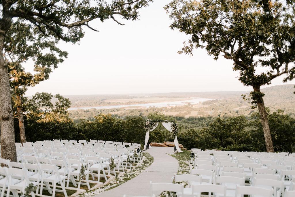 Tulsa White Barn Wedding Venue Outdoor Ceremony 24.JPG
