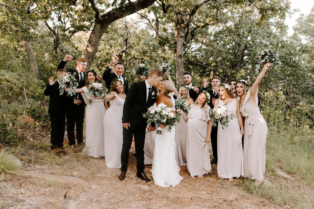 Tulsa White Barn Wedding Venue Outdoor Ceremony 74.JPG