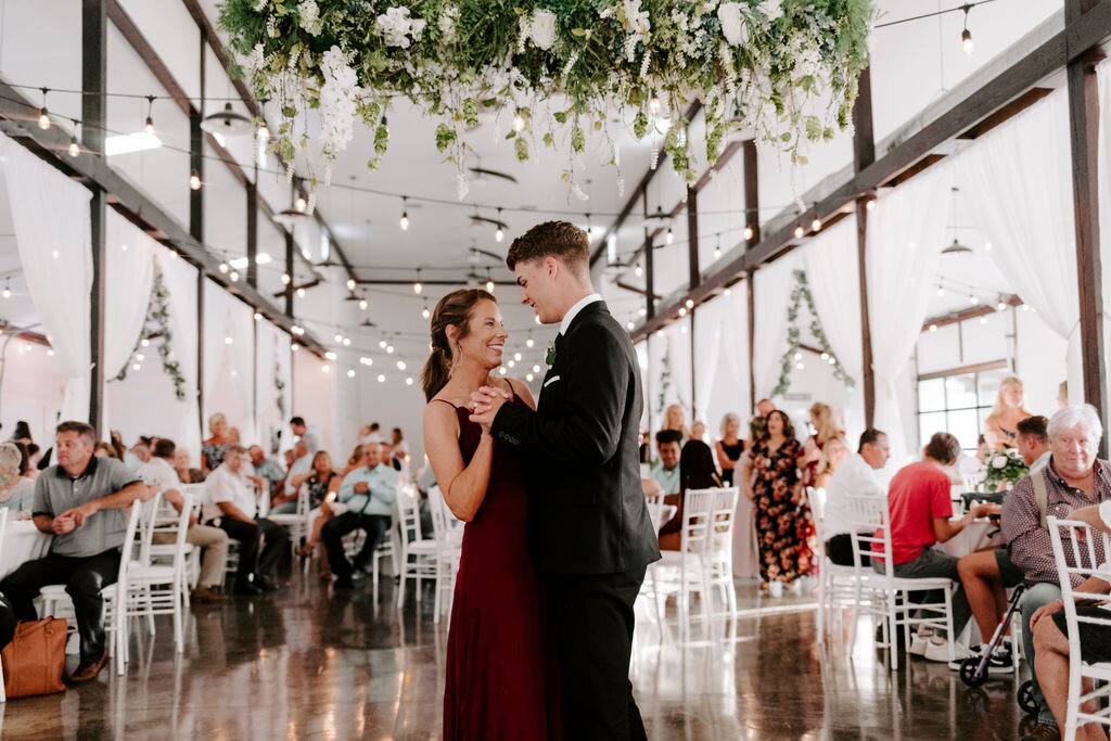 Tulsa White Barn Wedding Venue Outdoor Ceremony 125.jpg