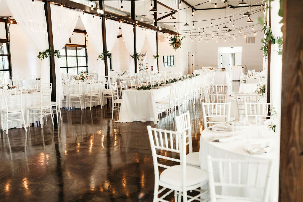Light, Airy Tulsa White Barn Wedding Venue with a view 35.jpg
