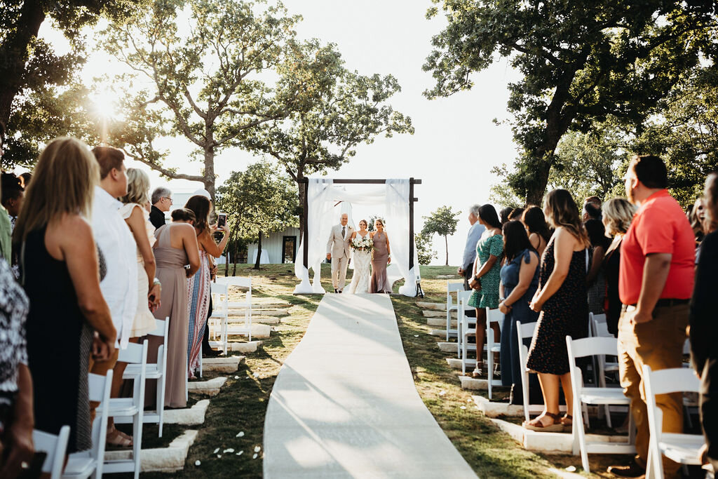 Light, Airy Tulsa White Barn Wedding Venue with a view 56.jpg
