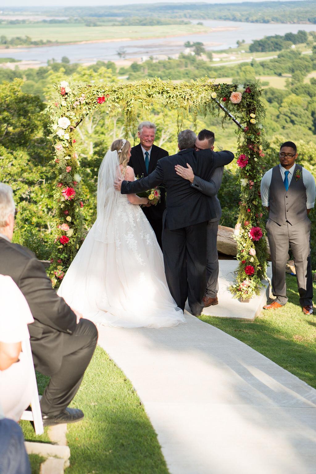 Tulsa Wedding Venues Dream Point Ranch