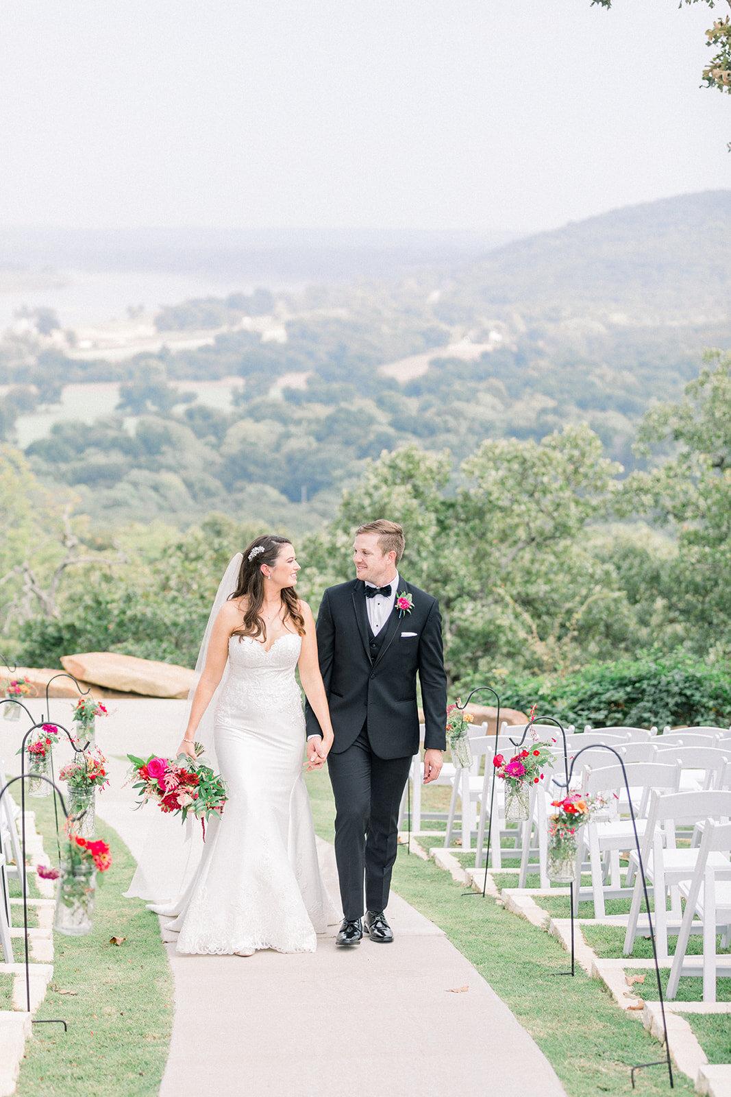Elegant Formal Wedding Venue in Tulsa — Dream Point Ranch