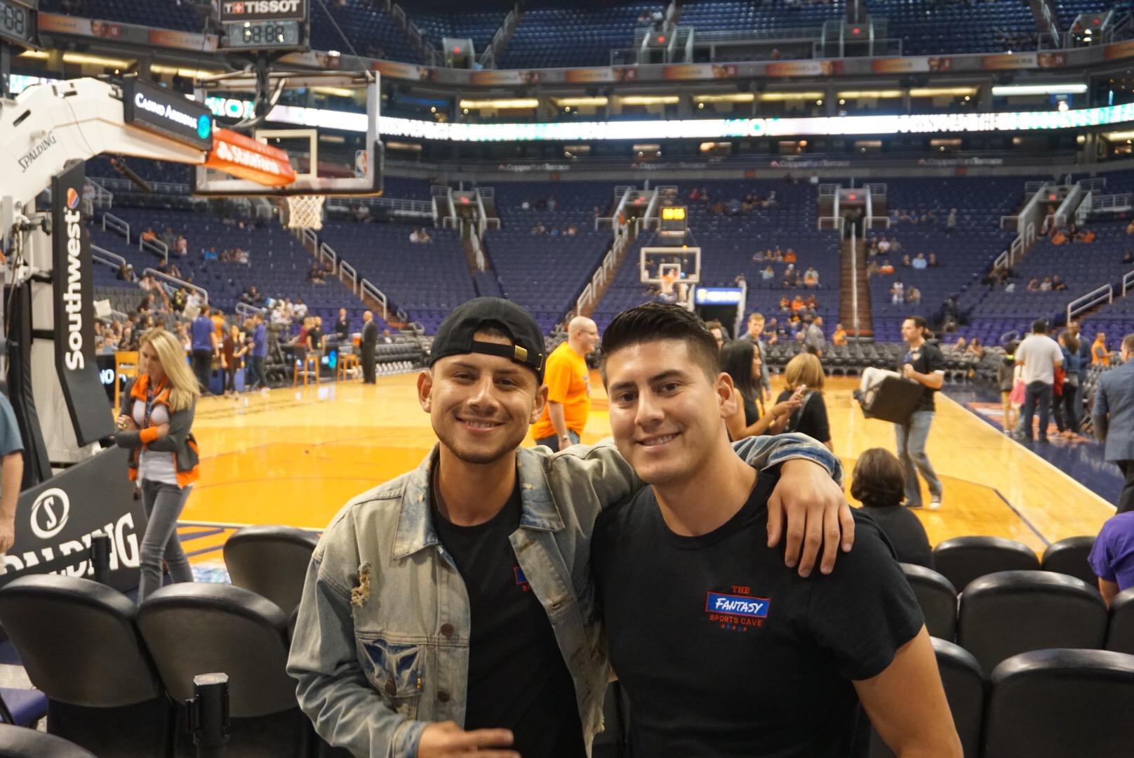 Talking Stick Resort Arena - Phoenix, AZ Suns vs. Pelicans