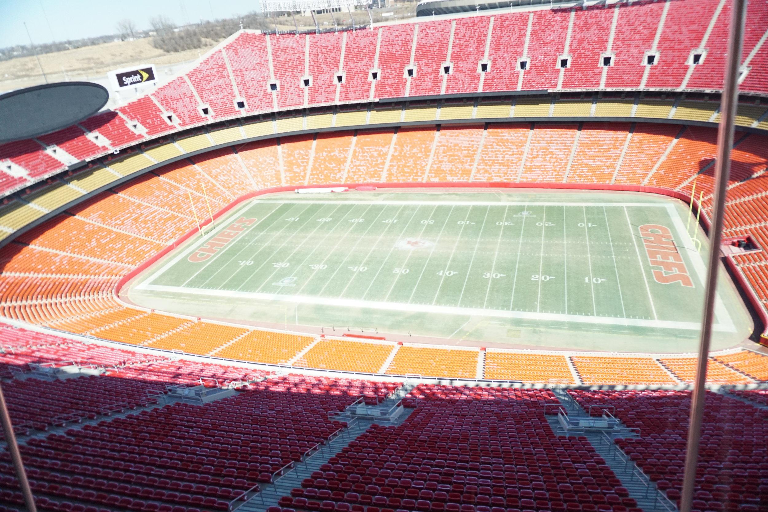Chiefs Arial View .JPG