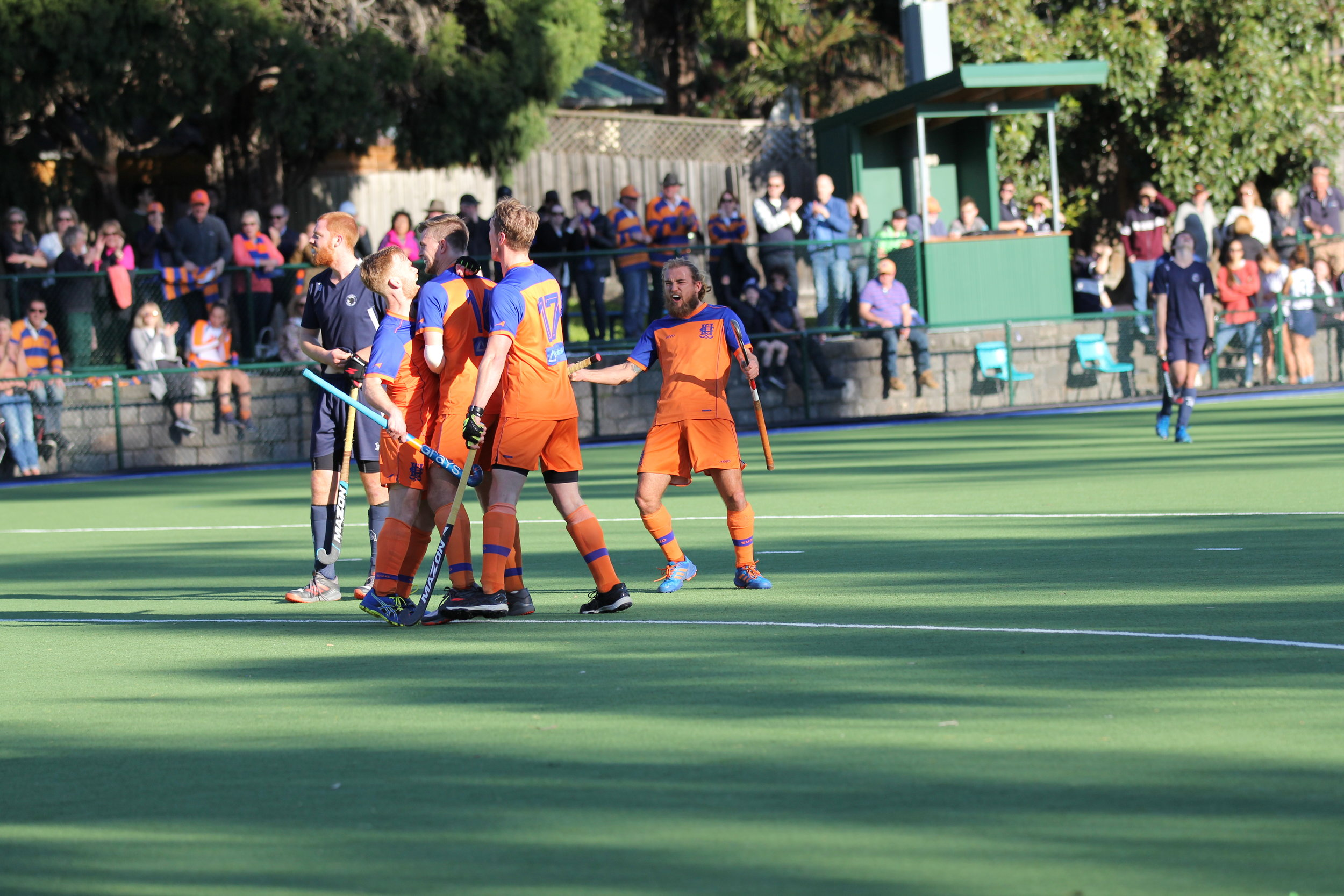 A decisive victory for Camberwell's MPL finding some exciting form at the start of a tough but exciting finals series - Hamish Prior