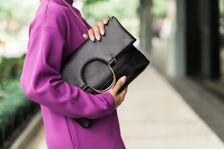 Hardware Handle Tote Handbag Clutch.jpg