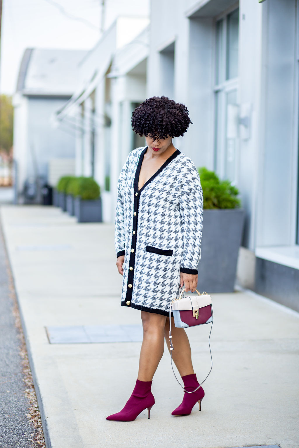 ASOS design cardigan with contrast buttons.jpg