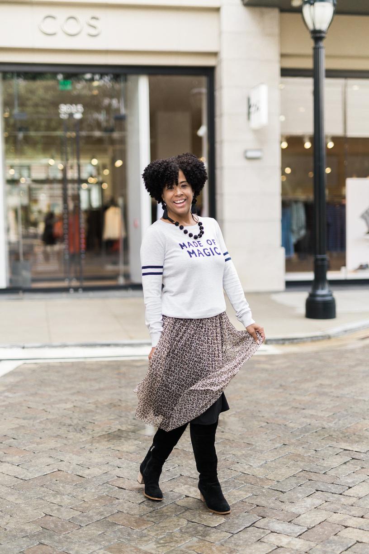Animal Print Pleated Midi Skirt.jpg