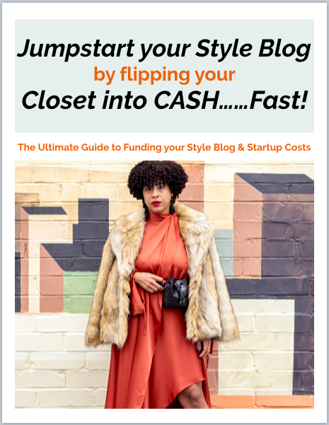 eBook Jumpstart your style blog